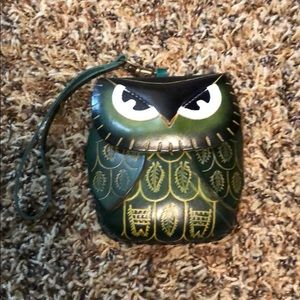 Handbags - Owl Coin purse